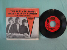 The Walker Bros, Make It Easy On Yourself / Doin The Jerk, Smash S-2009