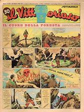 [MAB34] rivista a fumetti VITTORIOSO anno 1937 numero 42