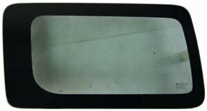 2006-2010 Hummer H3 Rear Left LH Quarter Glass Window Non-Tinted 15821206