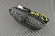TAIL light Faro Fanale posteriore per YAMAHA oscurato YZF R6 03 04 05