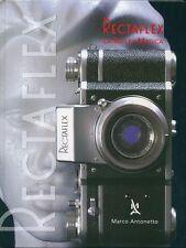 """Rectaflex splendido libro """"La reflex magica"""" M Antonetto 262 pagine in italiano"""