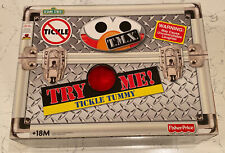 NEW Fisher Price SESAME STREET Tickle Me ELMO T.M.X. red vintage toy Boxed 2006