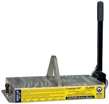 Industrial Magnetics MAG-MATE® Creative Lift® Lift Magnet 3000 lb lift Capacity,