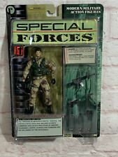 SPECIAL FORCES BY ReSaurus MISSION #1 U.S. NAVY SEAL FIRE TEAM New On Card.