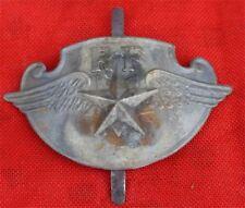 insigne de Casque Aviation    modèle 23