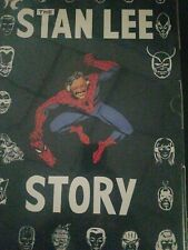Stan Lee Story by Roy Thomas Hardcover Book factory sealed. Brand new