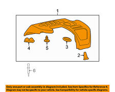 Pontiac GM OEM 07-09 G5 Engine Appearance Cover-Engine Cover 12602517