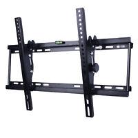 SLIM LCD LED PLASMA FLAT TILT TV WALL MOUNT 32 37 42 46 50 52 55 57 60 65 70