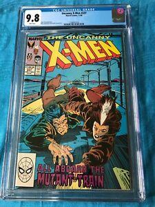 Uncanny X-Men #237 - Marvel - CGC 9.8 NM/MT - Claremont