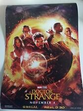 "DOCTOR STRANGE - 13""x19"" Original Promo Movie Poster REGAL LE  Numbered Rare A"