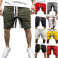 Men Shorts Cargo Combat Trousers Sweatpant Harem Track Short Pant Jogger Workout