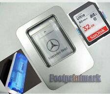 PCMCIA TO SD SDHC CARD Adapter for Mercedes-Benz+32G Card +Reader Hundreds sold