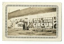 Circus Photography - Classic Advertisements - Vintage Glossy Snapshot