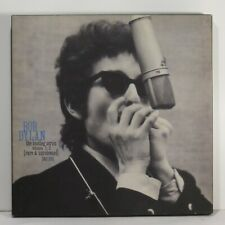BOB DYLAN - Bootleg Series Vols.1-3  1991 EU 1st Issue Box 3 tapes w/ Booklet EX