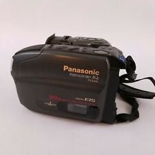 Vtg Panasonic Palmcorder IQ PV-D406 VHS-C Camcorder Video Untested Parts Only