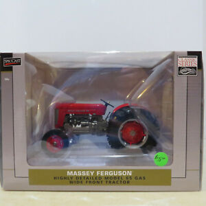 SpecCast Massey Ferguson 65 Gas Tractor Highly Detailed 1/16 MF-SCT762-B5