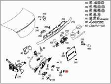 Genuine Mercedes Spring Nut 5pcs W222 V222 X222 0049941745
