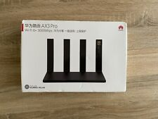 Brand New Huawei Ax3 Pro Wi Fi 6 3000mps Router