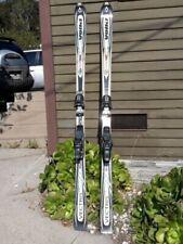 VOLKI  Vectris V30 Skis  170 cm with Marker Bindings