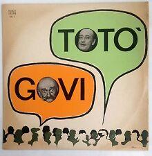 DISCO IN VINILE 33 GIRI LP - TOTÒ GOVI - FONIT CETRA - SEL 4
