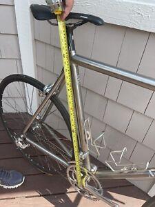Rare Original Merlin, Merlin, extra light, titanium, racing bike, 58cm(see Pics)