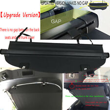 Upgrade Version Cargo Cover Privacy For 2017-2018 Mazda CX-5 Trunk Luggage Shade