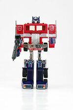 TRANSFORMERS AUTOBOT Optimus Prime tractor to Robot G1 Reissue kinder Spielzeug