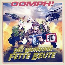 Oomph! - Des Wahnsinns Fette Beute [New CD]