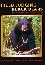 Field Judging Black Bear DVD by Richard P. Smith- Best Bear Hunting DVD on topic