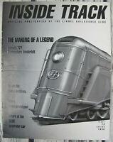 Lionel Inside Track Spring 1996 Train Catalog Magazine Issue 73