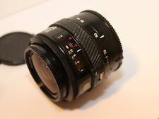 Genuine Minolta AF 35-70 mm F4 Macro Zoom para películas y digital, Caps Inc.