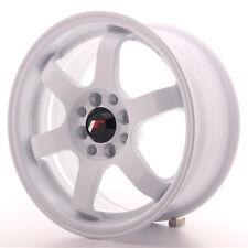 Llanta Japan Racing Jr3 15X7 Et25 4X100/108 White