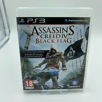 Assassin's Creed IV Black Flag Sony PlayStation 3 PS3 PAL Complete