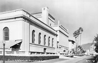 Real Photo Postcard Civic Auditorium in Pasadena, California~110181