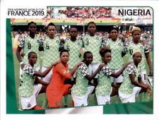 Panini Frauen WM 2019 Sticker 82 - Team - Nigeria