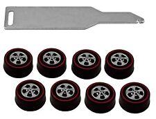 Brightvision Redline Tune-Up Kit #6 - 8 Medium Hong Kong Bearing Style Wheels