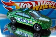 2013 Hot Wheels Police Pursuit Exclusive Ford Fusion