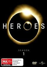 Heroes : Season 1 (DVD, 2007, 7-Disc Set)