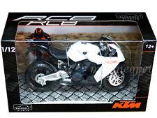 AUTOMAXX 600602WH KTM 1190 RC8 BIKE MOTORCYCLE 1/12 WHITE