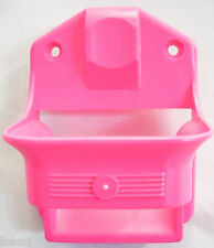 Hammond Hair clipper-trimmer wall mount holder (screws included)   PINK