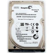Seagate Momentus XT ST95005620AS 500GB 7200 RPM 32MB SATA NCQ Solid State Hybrid