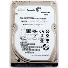 Seagate Momentus XT ST95005620AS 500GB 7200 RPM 32MB SATA NCQ Solid State Hybrid