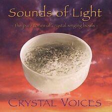 SOUNDS OF LIGHT: The Pure Tones of Crystal Singing Bowls ~ Deborah Van Dyke & Va