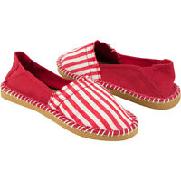 Soda Secede Red White Shoes Size 6 Brand New