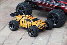 Custom Body Tiger Style for Traxxas 1/16 e-Revo Mini 7012 Shell 1:16 (Body Only)