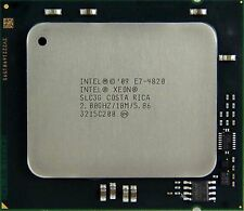Intel Xeon E7-4820 2.00GHz Eight Core CPU Processor LGA1567 Intel # SLC3G