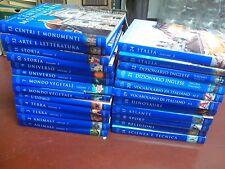 Grande enciclopedia per ragazzi 24 volumi