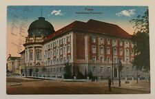 Posen. Poznan. ORIGINAL POSTCARD 1917