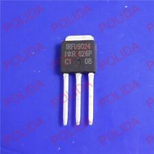 10PCS MOSFET Transistor IR/VISHAY TO-251(IPAK) IRFU9024 IRFU9024PBF FU9024