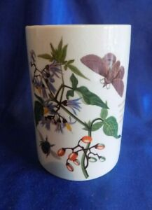 OLD / VINTAGE  Portmeirion Botanic Garden Utensil Jar Woody Nightshade